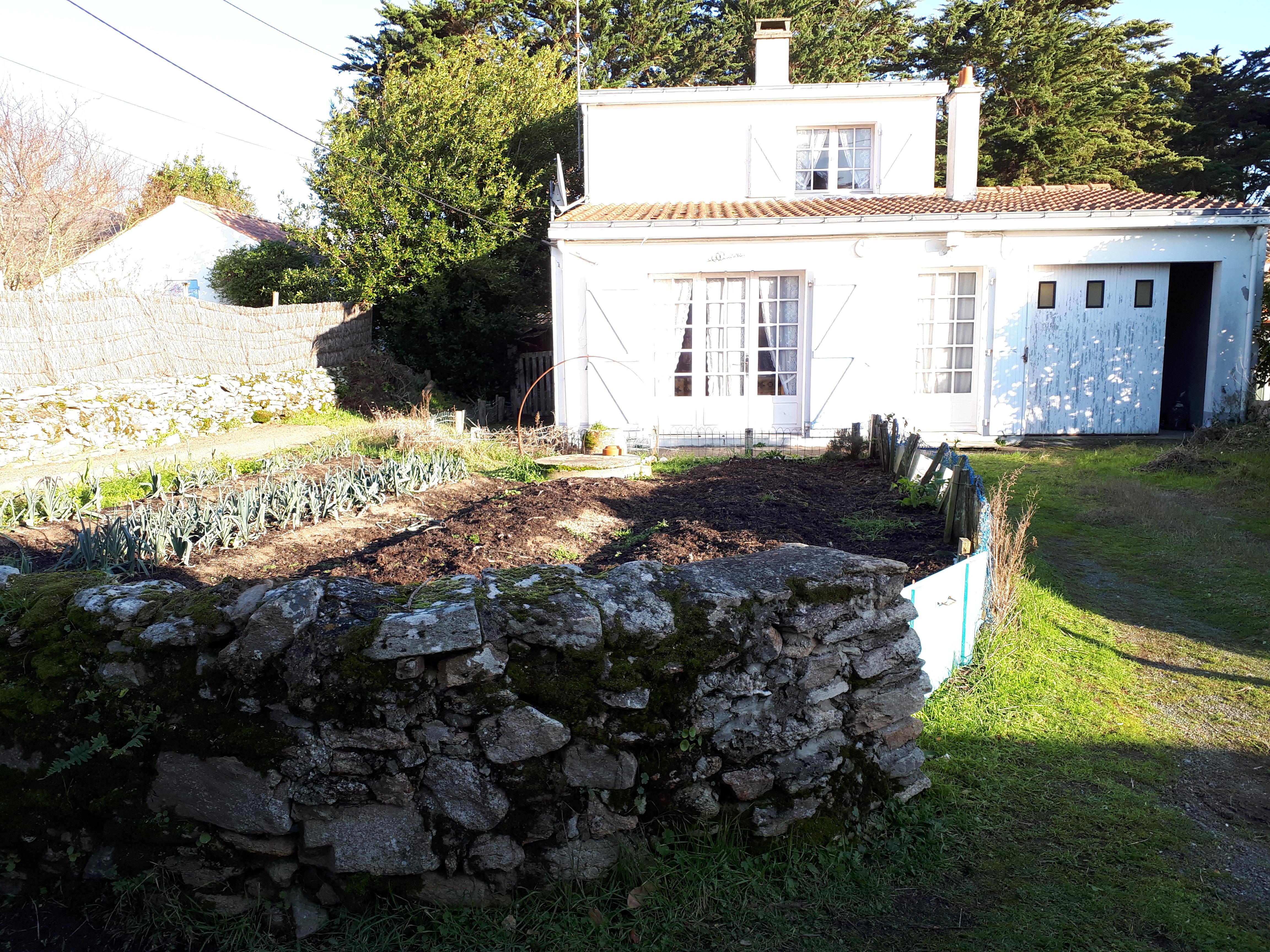 Maison à Luzeronde – NOIRMOUTIER