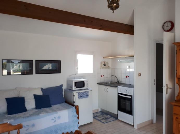BARBATRE – Appt proche plage de 25 m²