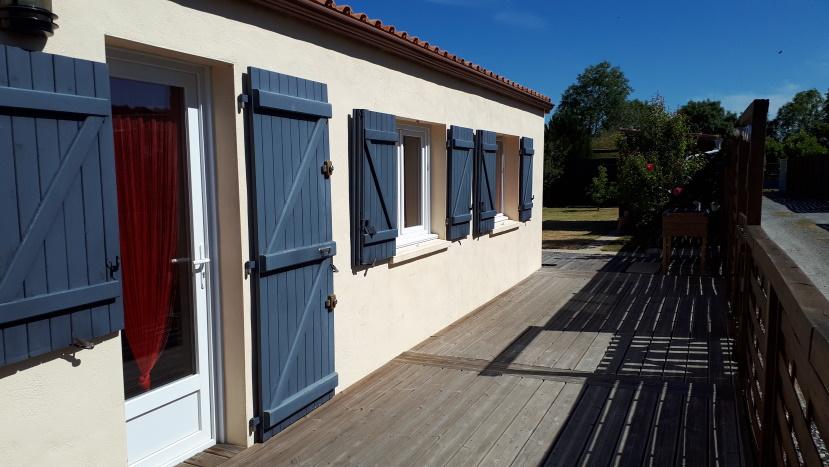 BEAUVOIR SUR MER – Maison à 137 700 € FAI